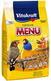 Vitakraft Exotis menu Корм основной для экзотических птиц