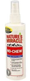 Nature`s Miracle No-Chew Deterrent Spray Антигрызин для собак