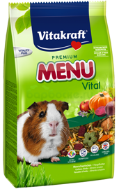 Vitakraft Menu Vital Корм основной для морских свинок